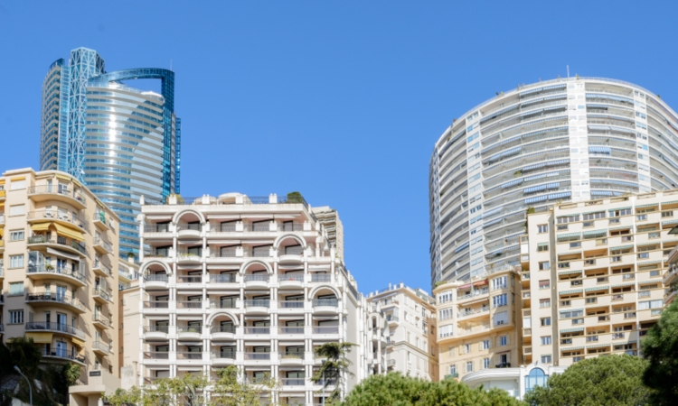 Monaco's real estate market