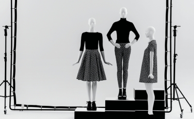 Mannequins - how to perfectly present clothes