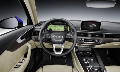 New Audi A4 Models To Feature Bang & Olufsen