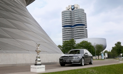 BMW becomes Global Partner of the 35th America's Cup