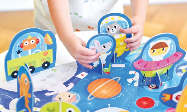 How to choose educational puzzles for two-year-olds?