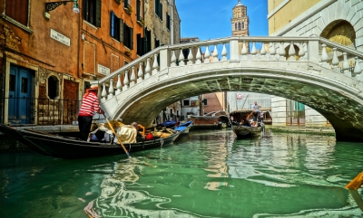 Venice, not only for lovers