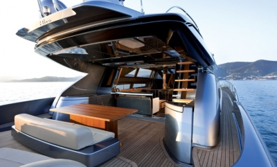 Ferreti Group Luxury Yachts