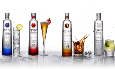 CÎROC® Ultra Premium Vodka