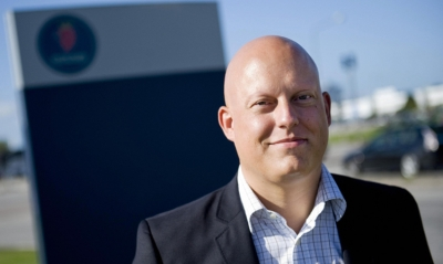 Christian von Koenigsegg – EY Entrepreneur of the year