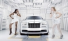 Rolls-Royce Motor Cars Unveils 'WRAITH – Inspired By Fashion'