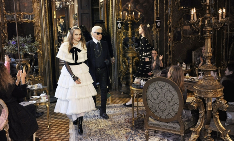 Chanel Takes New York With A Glittering Tribute To Salzburg
