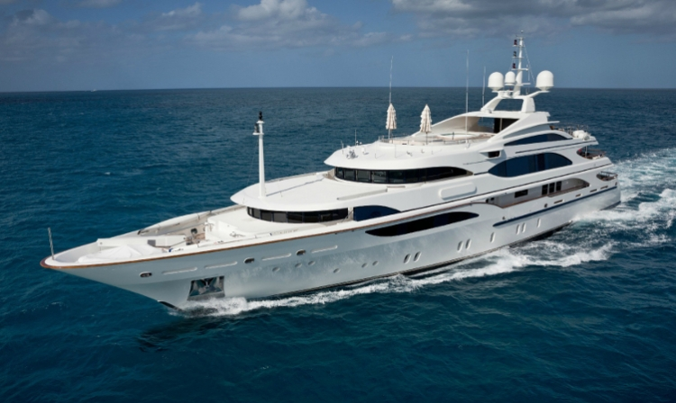 55m Benetti Cakewalk joins the burgess sales fleet