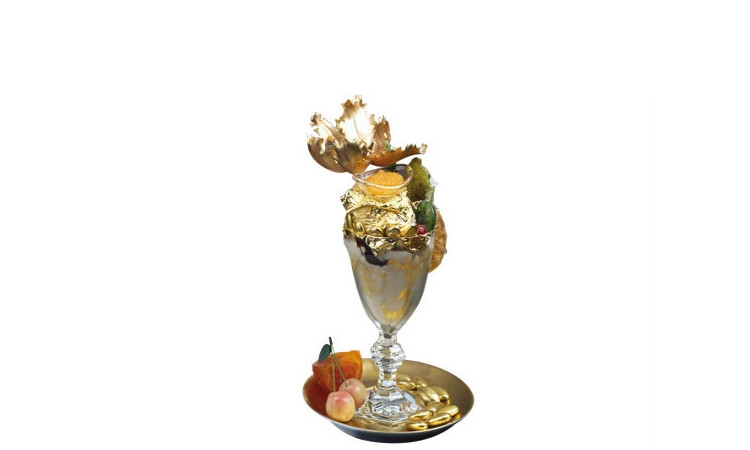 Most expensiveIce cream Golden Opulence Sundae