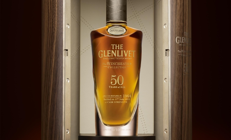 The Glenlivet's Winchester Collection