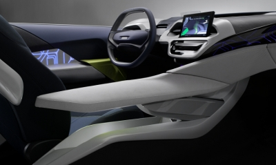 Faurecia - the interiors of future cars