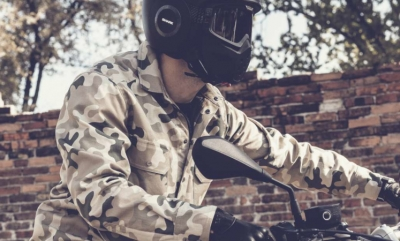 An absolute hit. Kevlar® motorcycle shirts from soonmotowear.