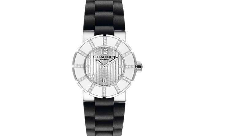 Chamout Diamond Watch